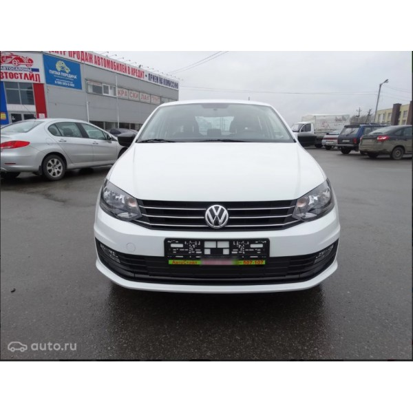 Volkswagen Polo V, 2017